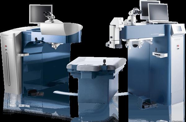 WaveLight LASIK Laser Equipment