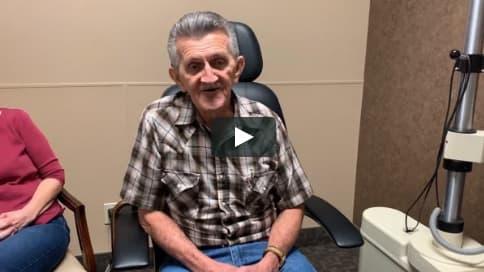 Screenshot of Glenn's Patient Story